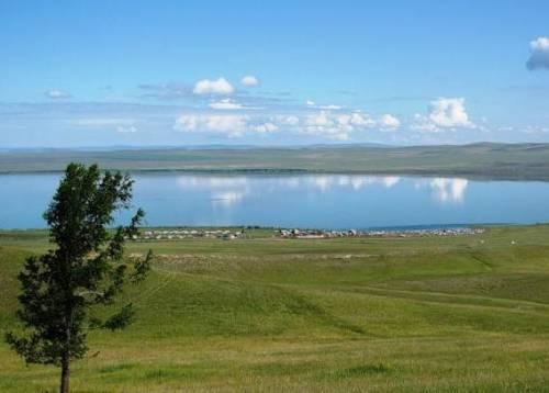 Озеро Ханкуль Хакасия фото