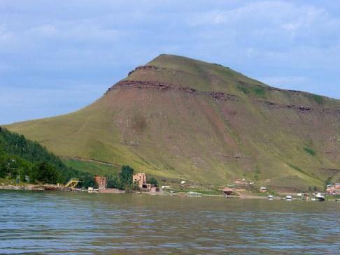 Гора Чалпан Хакасия фото