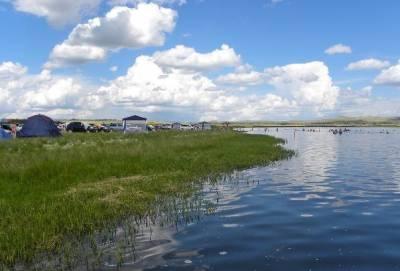 Озеро Алтайское Хакасия фото
