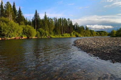 Река Черный Июс фото