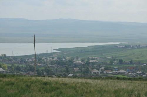 Озеро Джирим, село Джирим