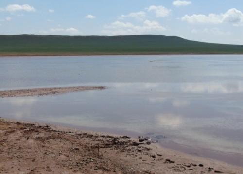 Озеро Талое Хакасия