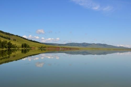 Озеро Ошколь Фото