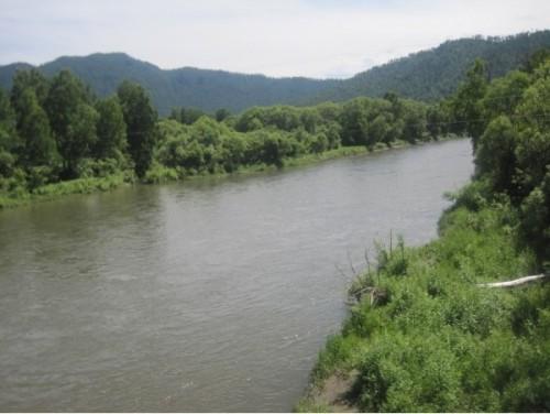 Река Джебаш фото