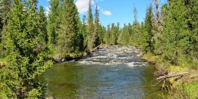 Большой Он река