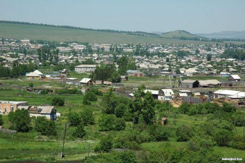 село Таштып