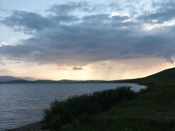 Озеро Иткуль фото